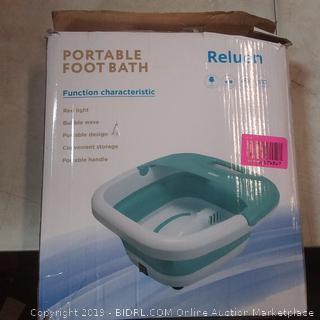Portable Foot Bath