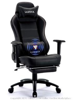 gaming chair lumbar cushion black (online $169)