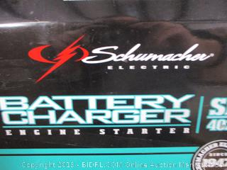 Schumacher Electric - SE 4022 200A-to-2A 6V-12V Battery Charger/Starter (dented, Powers On)