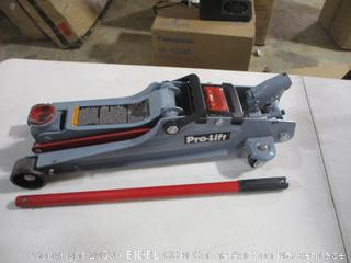 Pro-Lift - F-767 2-Ton Low Profile Floor Jack