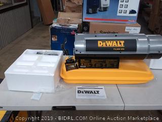 DEWALT 75,000 BTU Kerosene Construction Heater F340675