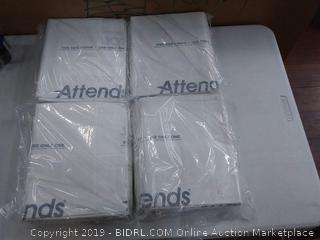 large pads