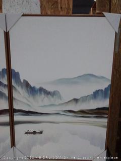 Buy NWT Framed Canvas Wall Art for Living Room, Bedroom