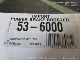 Power Brake Booster