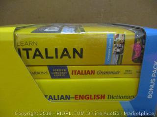 Rosetta Stone Italian Bonus Pack