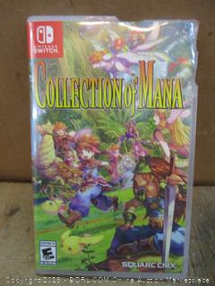 Nintendo Switch collection Off Mana