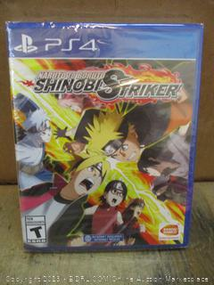 PS4 Shinobi Striker
