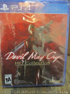 PS4 Devil May Cry
