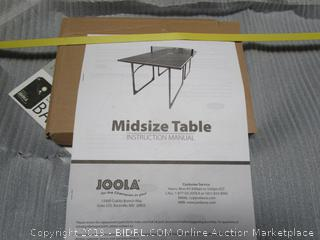 Midsize Ping Pong Table