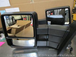 Vehicle Side Tow Mirrors