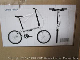 Zizzo Liberte Folding Bike (retail $479)