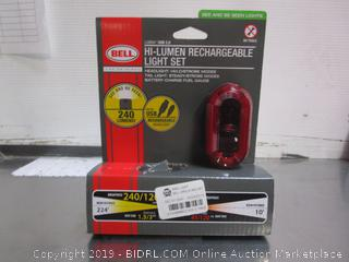 Bell Hi-Lumen Rechargeable Light