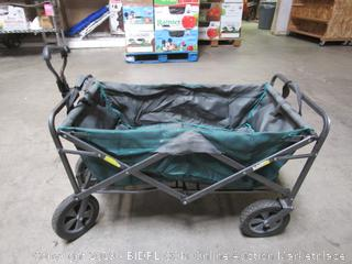 Folding Utility Cart Wagon