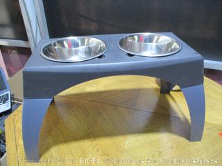Raised Pet Dishes