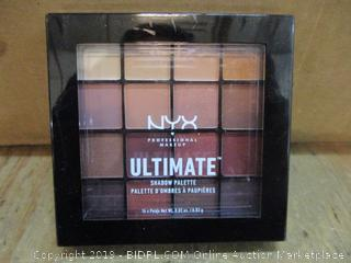 nyx Ultimate Shadow Pallette