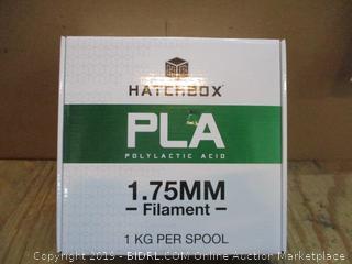 Hatchbox PLA 1.75MM Filament