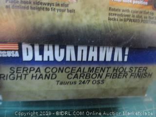 Blackhawk Serpa Concealment Holster