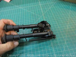 Bipod w/Picatinny Adapter