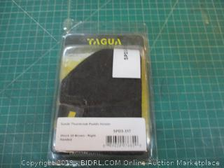 Tagua Suede Thumbreak Paddle Holster