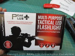 Multi-Purpose Tactical LED Flashllight