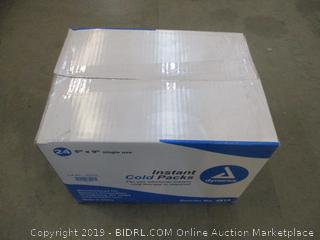 Instant Cold Packs Box Lot