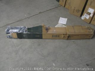 """Zinus king size 7"""" platforma bed frame"""
