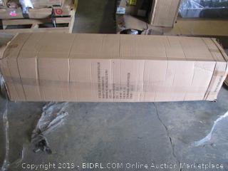 """14"""" cool gel ultimate mattress w pillow"""