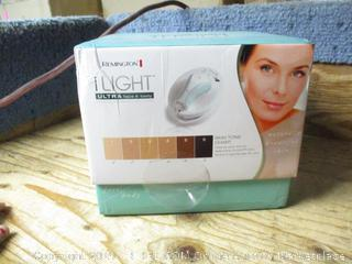 Remington iLight ultra face and body machine - no power cord