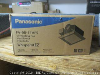 Panasonic WhisperFitEZ ventilating fan