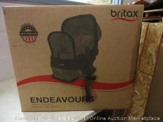 Britax endeavours rear-facing carseat item