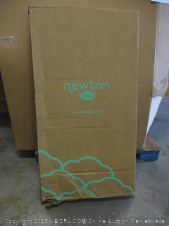 Newton baby crib mattress - box damage