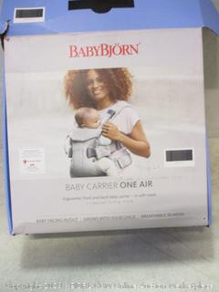 BabyBjorn baby carrier
