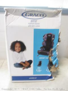 Graco Affix child's highback booster seat