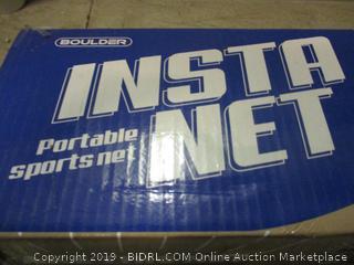 InstaNet portable sports net