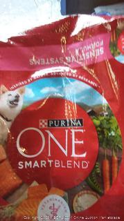 PURINA ONE SMART BLEND DOG FOOD