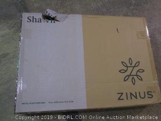 """Zinus Smartbase 14"""" Bed Frame, Full"""