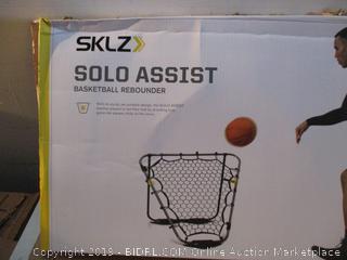 Basketball Rebounder