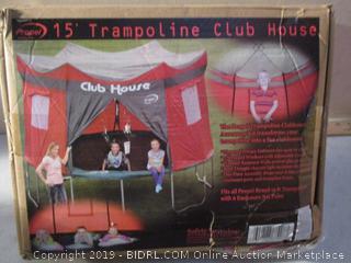 Trampoline Club House