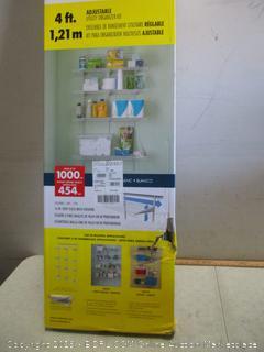 Adjustable Utility Organizer Kit