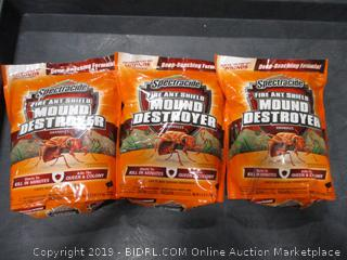 Spectracide Fire Ant Killer (3 Bag Lot)