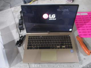 LG Notebook PC  Powers on/ Sealed Opened for picturing