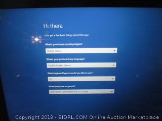 Dell Inspiron 5559 Powers On See Pictures