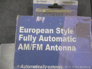 European  Style Fully Automatic AM/FM Antenna
