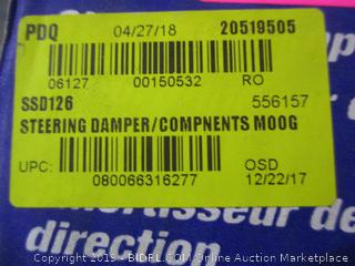 Steering Damper/Compnents Moog