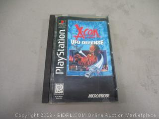 Playstation Xcom UFG Defense