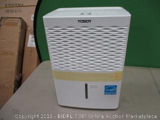 Tosot Prevents Mold and Mildew Powers On