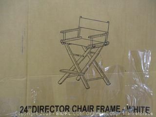 "24"" Director Chair Frame"