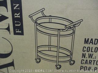 Serving Cart Factory Sealed