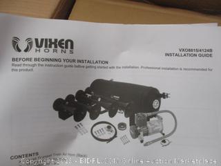 Vixen Horn Factory Sealed
