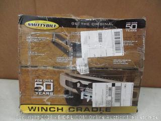 Smittybilt Automotive Winch Cradle